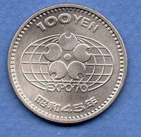 Japon  -100 Yen 1970 -  Km # 83 -  état   SUP - Japan
