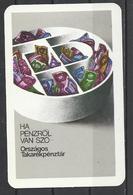 Hungary, OTP Bank Ad, 1974. - Calendars