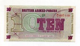 Regno Unito - Ten New Pence - Forze Armate Britanniche - Nuova - Vedi Foto - (FDC15195) - Forze Armate Britanniche & Docuementi Speciali
