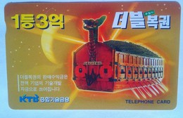 2,000 Won KTB - Korea (Zuid)