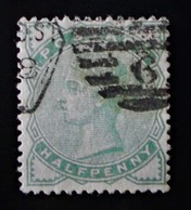 REINE VICTORIA 1880/81 - OBLITERE - YT 67 - 1840-1901 (Victoria)