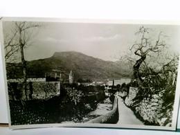 Palma. Blick Auf Soller. Mallorca. Seltene AK S/w. Gebäudeansicht, Panoramablick, Balearen - Ansichtskarten