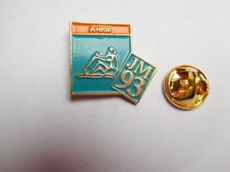 Beau Pin's , JM 93 , Jeux Méditerranéens , Sport , Aviron - Roeisport