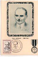 Paul Gateaud -1961-Macon-voir état - 1960-69