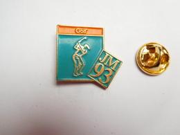 Beau Pin's , JM 93 , Jeux Méditerranéens , Sport , Golf - Golf