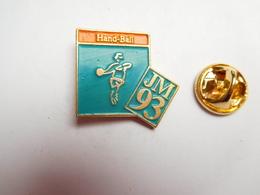 Beau Pin's , JM 93 , Jeux Méditerranéens , Sport , Handball - Handball