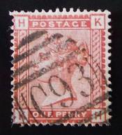 REINE VICTORIA 1880/81 - OBLITERE - YT 68 - BELLE OBLITERATION - 1840-1901 (Victoria)