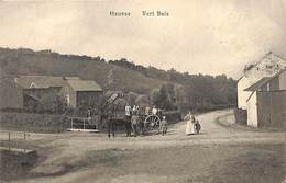 Housse - Vert Bois (animation, Attelage, Edit Fastré Fraikin 1910) - Blégny