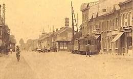 Ans - Terminus Des Trams, Rue De L'Yser (animée, Tram Tramway, Voir Zoom) - Ans