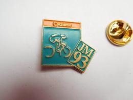 Beau Pin's , JM 93 , Jeux Méditerranéens , Sport , Cyclisme - Wielrennen