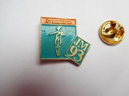 Beau Pin's , JM 93 , Jeux Méditerranéens , Sport , Gymnastique - Gymnastics