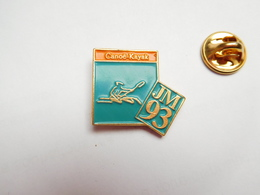 Beau Pin's , JM 93 , Jeux Méditerranéens , Sport , Canoë Kayak - Canoeing, Kayak