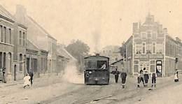 Hoofstraten Hoogstraeten - Zicht Van De Staite - Vue De La Gare (tram Tramway Stoom, Voir Zie Zoom, Edit. F. Smit) - Hoogstraten