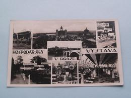 Hospodarska V Praze Vy Stava ( Edit.: 2224 ) 1929 ( See Photo For Detail ) ! - Repubblica Ceca
