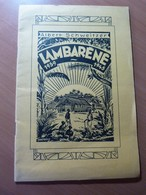Albert Schweitzer-Lambaréné 1939-1945. Afrique-Gabon. XXIII. Folge - Books, Magazines, Comics