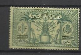 Nouvelles Hébrides   N° 99  Neuf  (*  )  TB   Soldé  à Moins De  20  % ! ! !  Le 93 Offert - Used Stamps