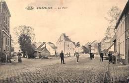 Ellezelles - Le Pont (animée, VPF, Edit J. Vandenberghe, 1912) - Ellezelles