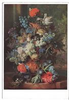 3040t: Kunst- AK Jan Van Huysum (1682-1749) Aus 1946, Rückseitig Beschriftet - Illustratoren & Fotografen