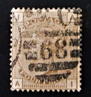 REINE VICTORIA 1880/83 - OBLITERE - YT 64 - BELLE OBLITERATION - 1840-1901 (Victoria)