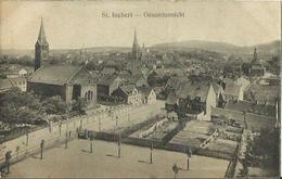 St. Ingbert - Gesamtansicht. - Allemagne