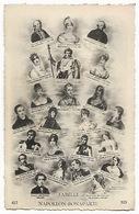 FAMILLE NAPOLEON-BONAPARTE - Généalogie - Genealogy