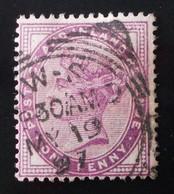 REINE VICTORIA 1881 - OBLITERE - YT 72 - 1840-1901 (Victoria)