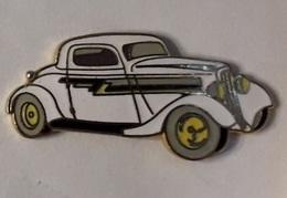 V106 Pin's Voiture Car Tacot BLANC ROLLS ROYCE  BENTLEY MERCEDES ???? Qualité Egf Achat Immediat - Pin's