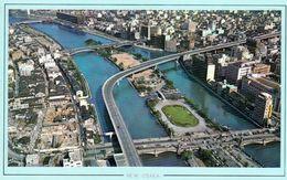 1 AK Japan * Blick Auf Die Insel Nakanoshima In Osaka * - Osaka