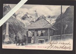Suisse / Stilfserjochstrasse - Weisser Knott - Unclassified