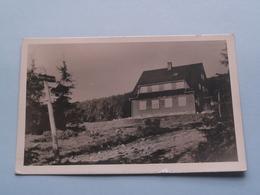 Bouda Jelenka 1280 M. N. M. Krkonose - Horni Mala Upa ( Edit. : ? ) 1950 ( See Photo For Detail ) ! - Repubblica Ceca