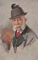 Kaiser Franz Josef  I.  ,  Franz Joseph I Of Austria  ,  Familles Royales , Habsburg , JAGD - Familias Reales