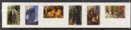New Zealand 2001 Lord Of The Rings Self-adhesives Sheet MNH - New Zealand