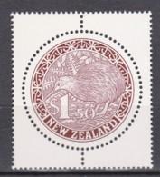 New Zealand 2002 Round Kiwi Stamp $1.50 MNH - New Zealand