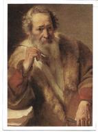 3040n: Kunst- AK Rembrandt (1606-1669), Der Architekt, Ungelaufen - Voor 1900