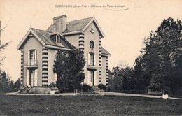 Combourg (35) - Le Château Du Vaux - Luisant. - Combourg