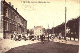 Carte Postale Ancienne De  FEIGNIES - Feignies
