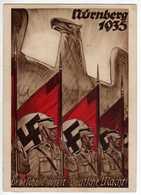 Allemagne : III Reich : Nürnberg : 1935 - Nuernberg