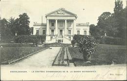 DESTELBERGEN - Le Château Crabbenberg De M. Le Baron Heynderycx. - Destelbergen