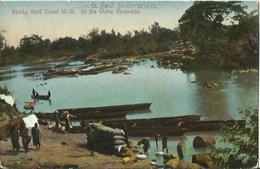 Kpong Gold Coast W.-A. - At The Wolta Riverside. - Ghana - Gold Coast