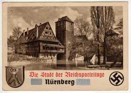 Allemagne : III Reich : Nürnberg   : Die Stadt Der Reichsparteitage - Nürnberg