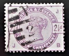 REINE VICTORIA 1883/84 - OBLITERE - YT 79 - 1840-1901 (Victoria)