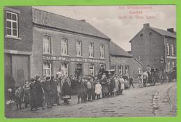 LOOZ - BORGLOON - Arrêt Du Tram - Tramhalte   Photo A.C Blanckart  Hasselt  -Z.mooi - Borgloon