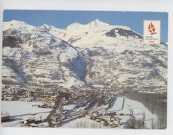 Savoie Olympique 1992 : Bourg Saint Maurice, Vue Générale De La Station (n°73DP) - Bourg Saint Maurice