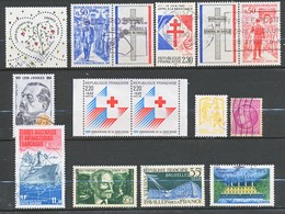 TIMBRE - FRANCE - LOT 111 - Oblitere - France
