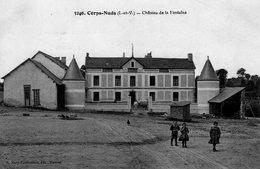 Corps  - Nuds (35) - Le Château De La Fontaine. - France