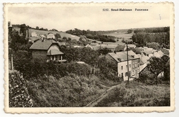 STRUD-HALTINNES  Panorama. Oblitération Faulx-les-Tombes Le 25-11-59. - Gesves