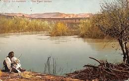 Le Jourdain - The River Jordan (animation) - Israel