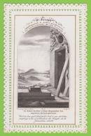 ** St. Joseph ** N°4  Le Rabot Destiné à Faire Disparaitre Les Aspérites Du Bois. Image Pieuse -Dentellé -Bonamy - Devotion Images