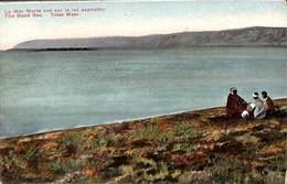 La Mer Morte Vue Sur Le Lac Asphaltic - The Dead Sea - Totes Meer - Israel