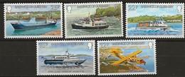 R03/ GUERNESEY 168/183 MNH**, 1979 - Guernsey